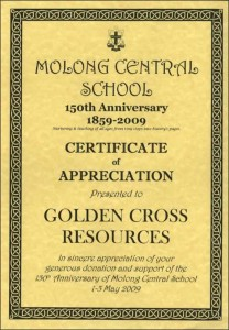molong-school